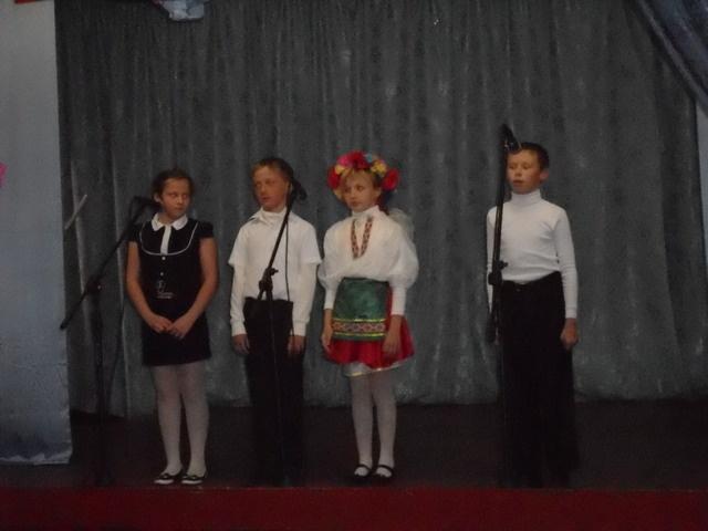 Альбом: День села і школярі