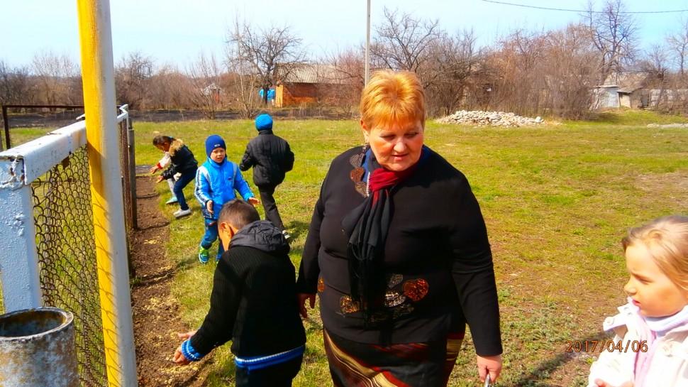 """Альбом: Проведення щорічної всеукраїнської акції з благоустрою """"За чисте довкілля"""""""