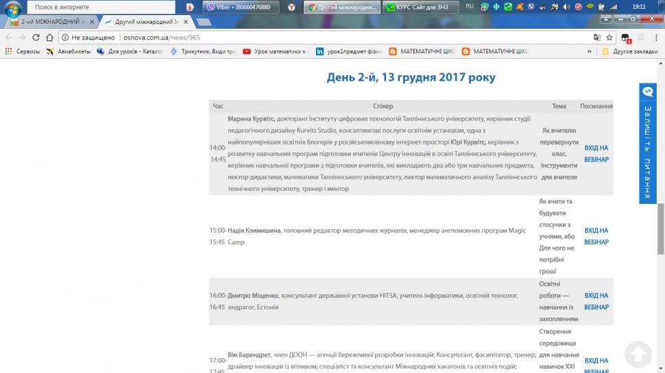 Альбом: 2-й МІЖНАРОДНИЙ інтернет-марафон «Досвід успішних реформ естонської та фінської освіти для України. Європейський контекст»