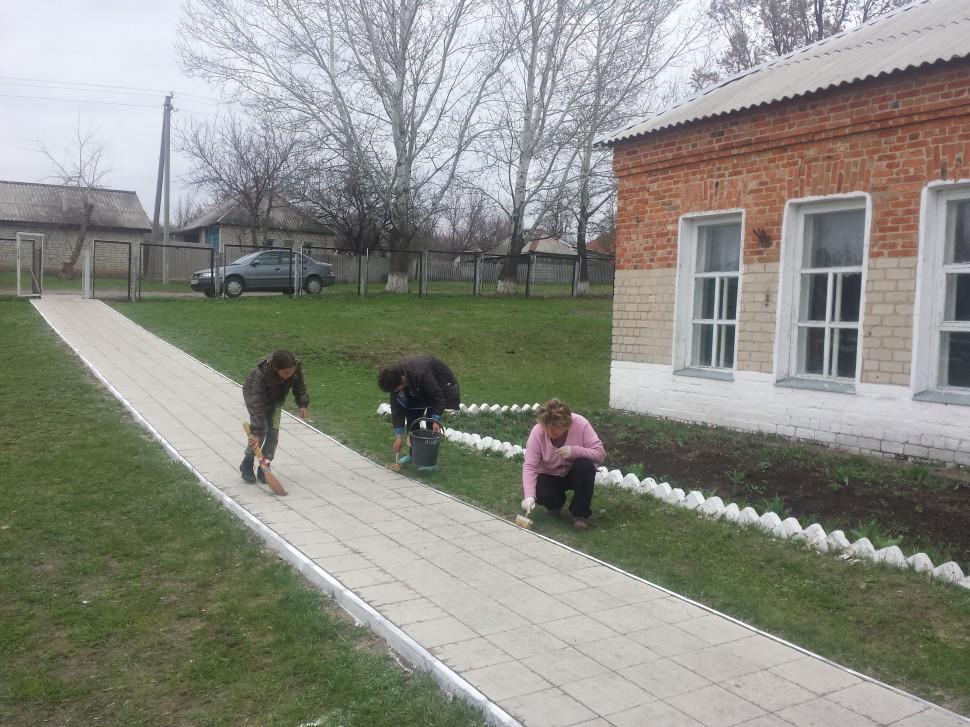 Альбом: Про проведення щорічної Всеукраїнської акції  з благоустрою «За чисте довкілля»