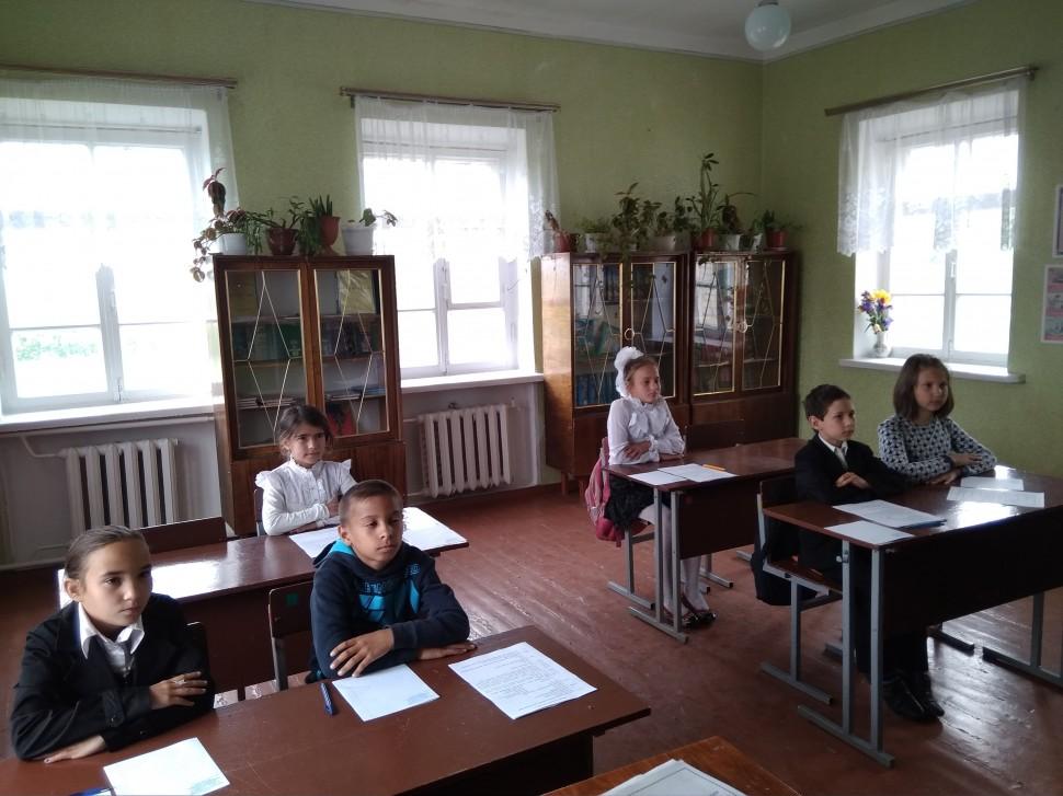 Альбом: ДПА у 4 класі з української мови